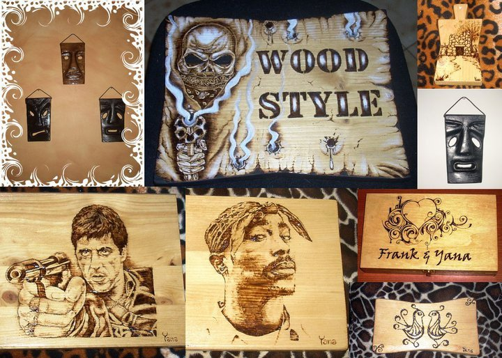 Wood style pirografia creazioni in legno sardegna for Regalo gratis mobili