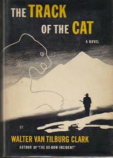 Resultado de imagem para The Track Of The Cat