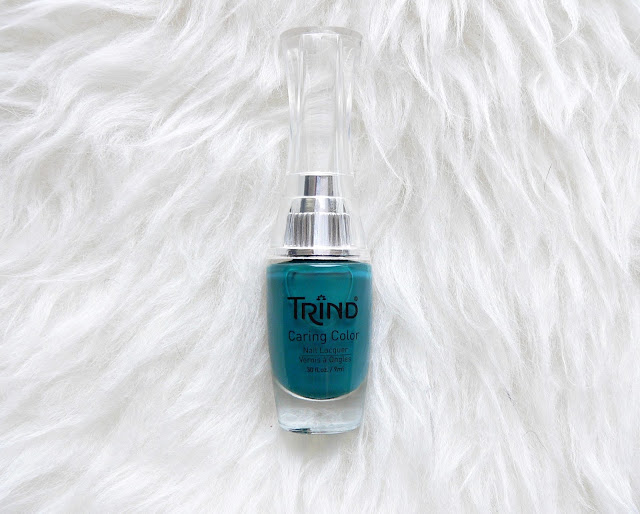 Trind nagellak review swatches boho vibes voorjaar zomer 2017 Las Dalias - Es Verda - Happy Hippie - Balearic Blue - Sunset Ashram - Summer of Love