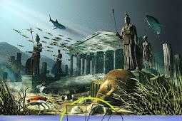 Di Manakah Lokasi Atlantis, Peradaban Yang Hilang