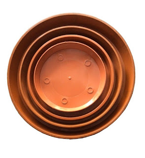 Plastic Pot Trays Saucers Ahmedabad