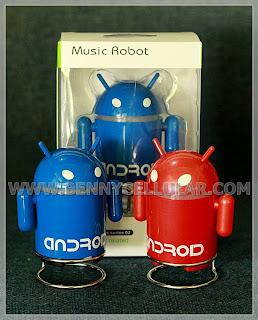 Speaker ROBOT ANDROID