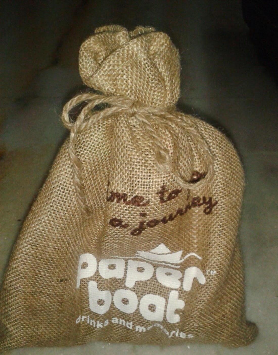 Paper Boat Drinks Package
