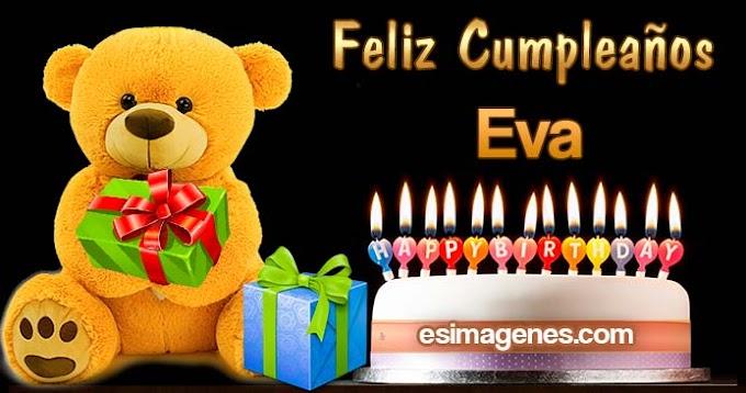 Feliz Cumpleaños Eva