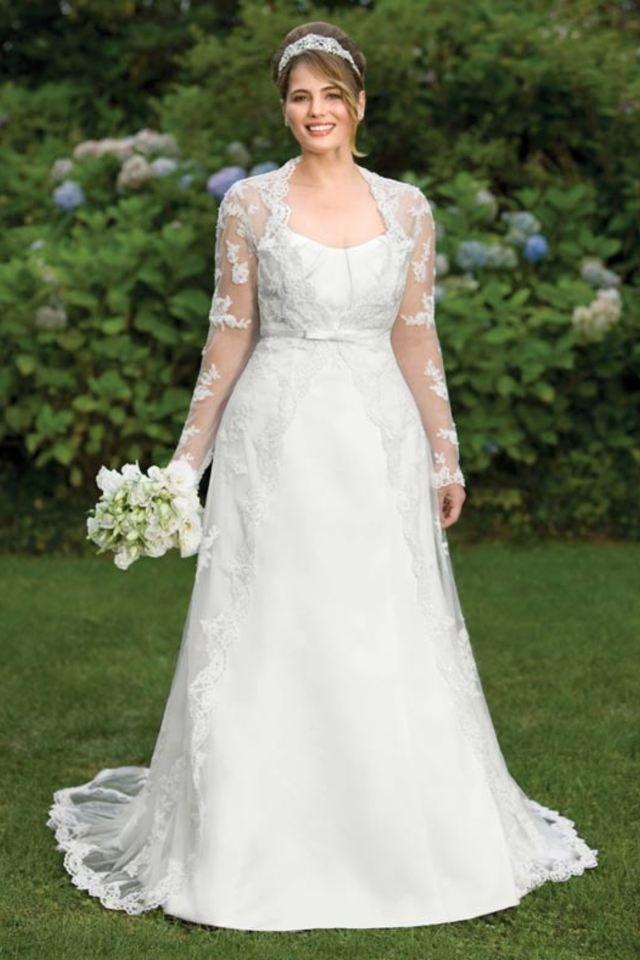ideas de vestidos de novia para gorditas 2017 | vestidos | moda 2019