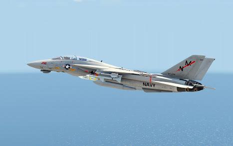 Arma3用F-14 Tomcat MODのVF-194 Red Lightnings