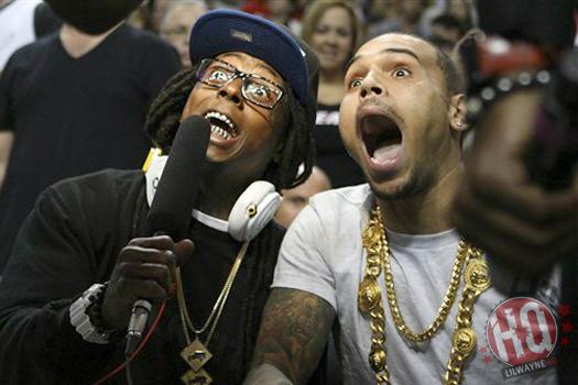 Lil Wayne & Chris Brown Are Targets In A Federal Drug Case
