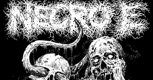 Necro-E - demo II reissue coming soon