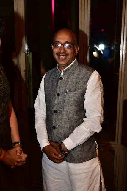 Minister of Youth Affairs and Sports Vijay Goel