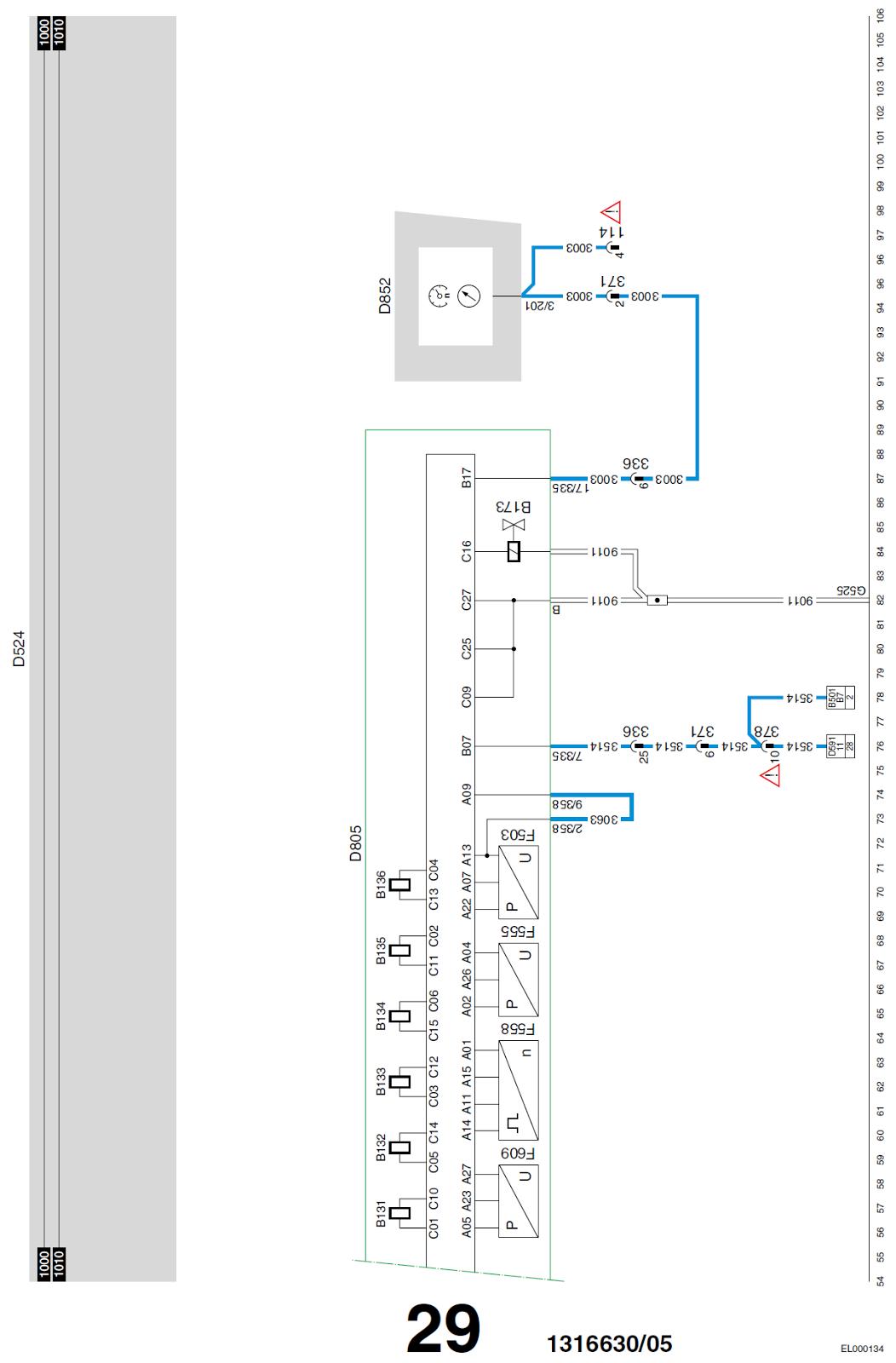 DAF 95XF ECS-DC: Автозапчасти и АвтоХитрости