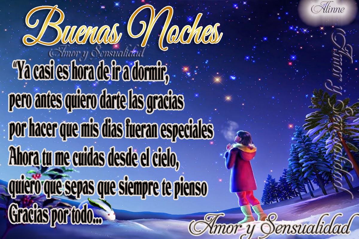 Frases De Buenas Noches Para Mi Gran Amor