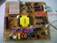 Reparasi Power Supply Polytron LED TV Tangerang