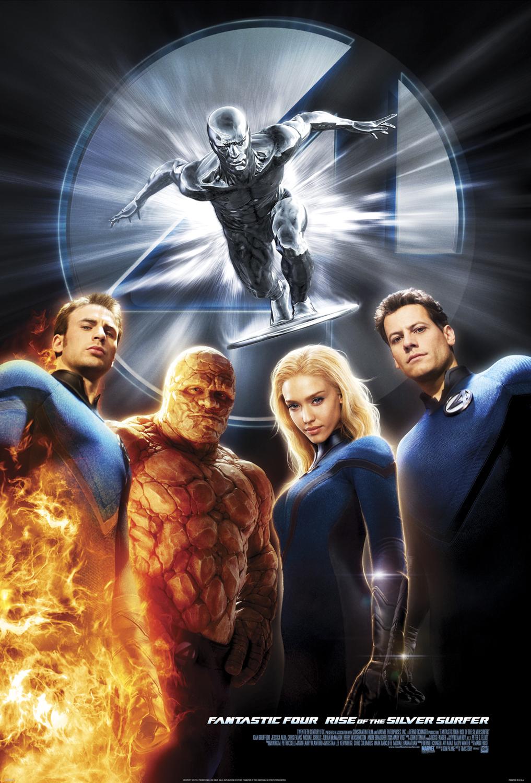 Nonton Film Fantastic Four (2005)