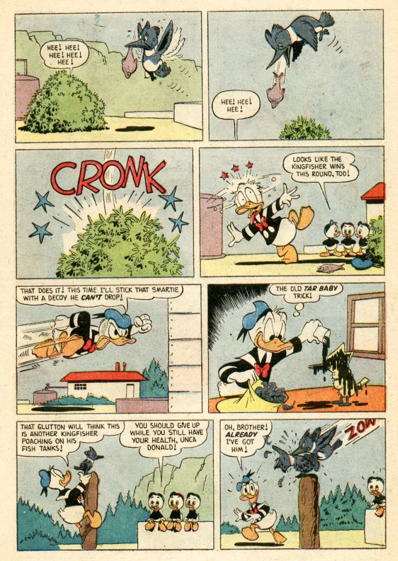 Walt Disney's Comics and Stories issue 192 - Page 11