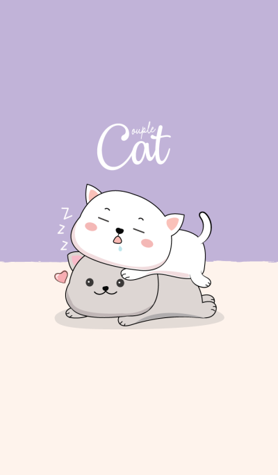 Cat Couple 3