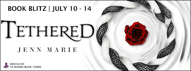 Tethered by Jenn Marie – Blitz + Giveaway