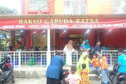 Gratis Makan Soto, Bakso dan Es Campur. Pada Opening Kuliner Garuda Ratna Cabang Mutiara Gading Mustikajaya.