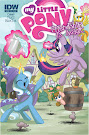 MLP Friendship is Magic #12 Comic Cover Hot Topic Variant