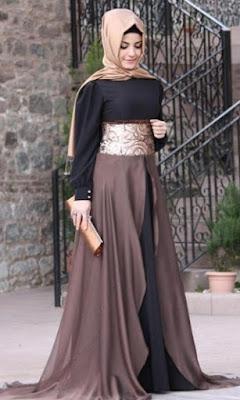 Jenis Gaun Pesta Muslim untuk Acara Pernikahan