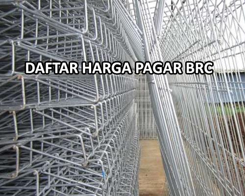 harga pagar brc terbaru produksi pagar brc galvanis