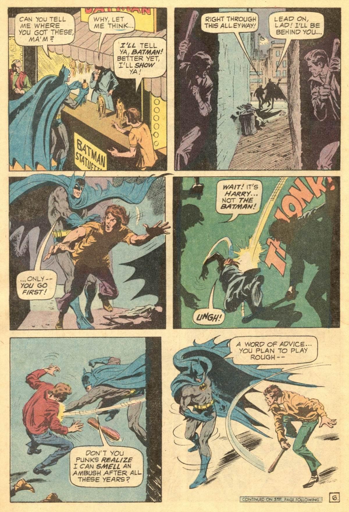 Detective Comics (1937) 419 Page 7
