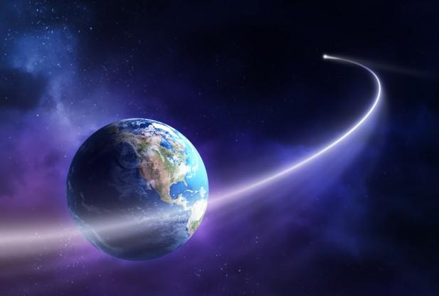 Los científicos desconocen hasta el momento el origen y que sería el objeto 1991 VG. ¿Una sonda extraterrestre?