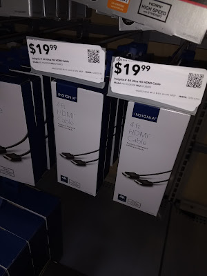 "The ""cheap"" HDMI cables are $20!  Where are the $5 ones?"