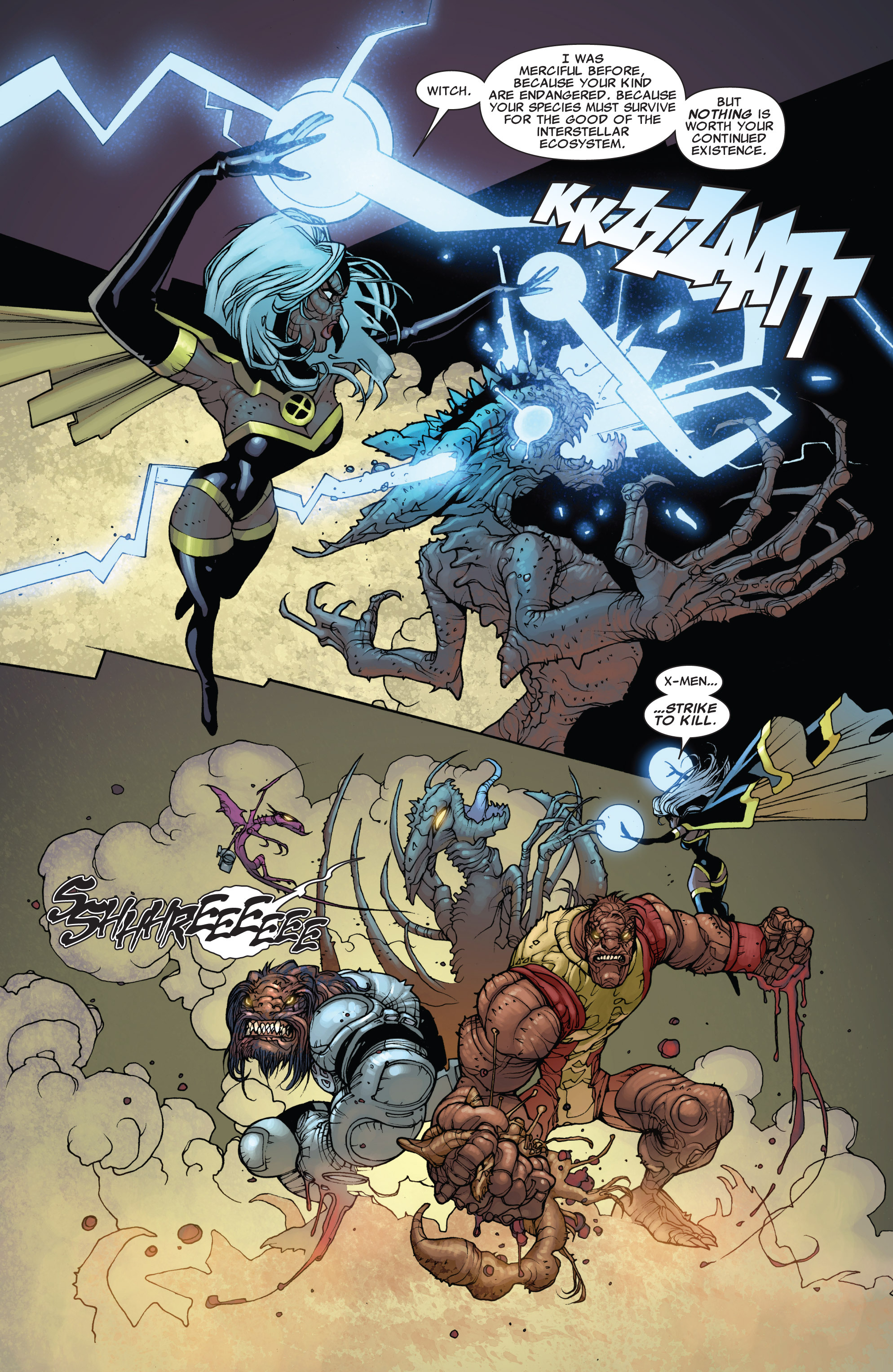 Read online Astonishing X-Men (2004) comic -  Issue #42 - 15