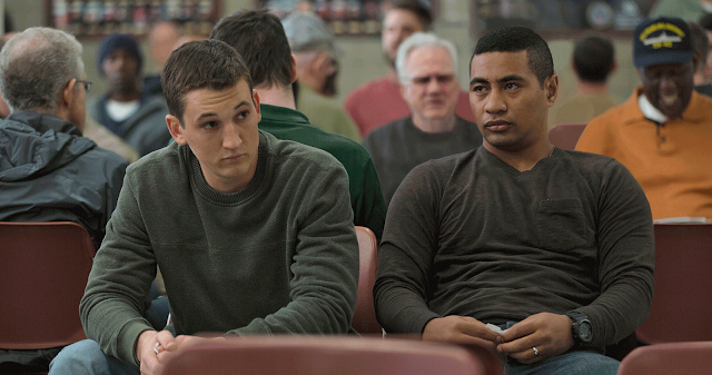 "Miles Teller and Beulah Koale struggle with PTSD in ""Thank You for Your Service"""