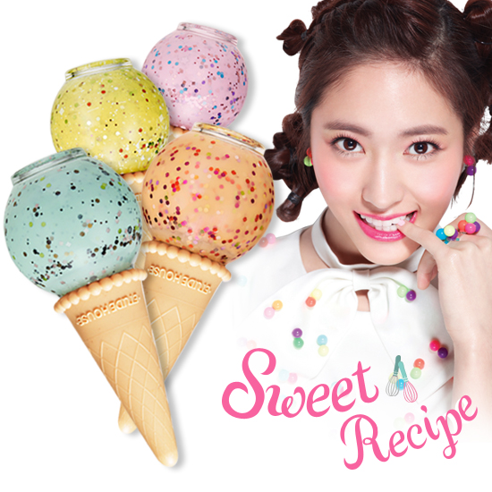 Etude House Sweet Recipe Makeup Collection 2013