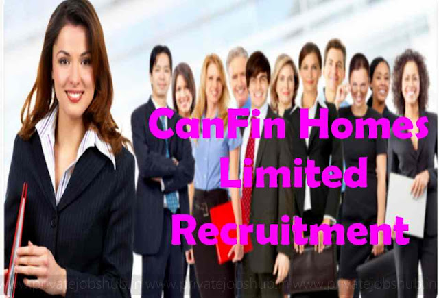 CanFin Homes Limited Recruitment