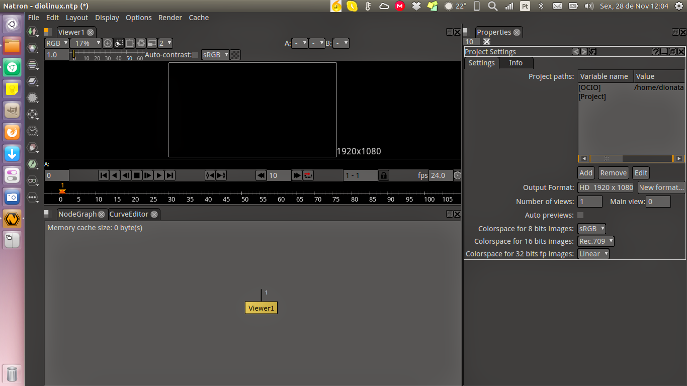 Natron Compositor