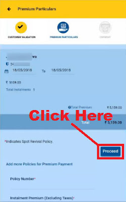 how to pay lic premium online after due date