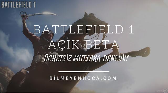 open beta bedava