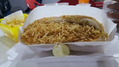 hot dog em itapema