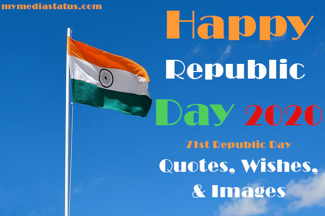 Happy Republic Day 2020 Wishes, Message and Quotes With Images