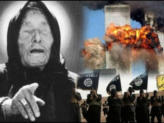 العرافة العجوز التي تنبأت بمقتل ديانا وظهور داعش... تتنبأ بمصير أمريكا مع ترامب
