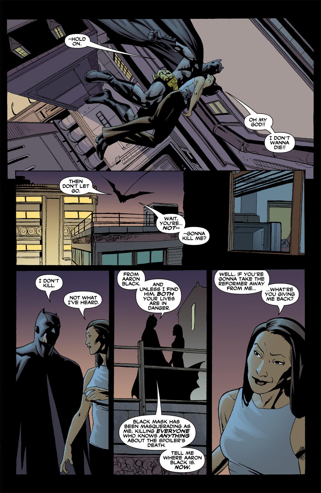 Detective Comics (1937) 810 Page 7