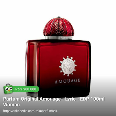 amouage lyric edp 100ml woman
