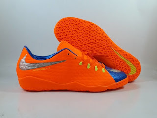 Nike HypervenomX Finale II IC - Orange Metallic Blue