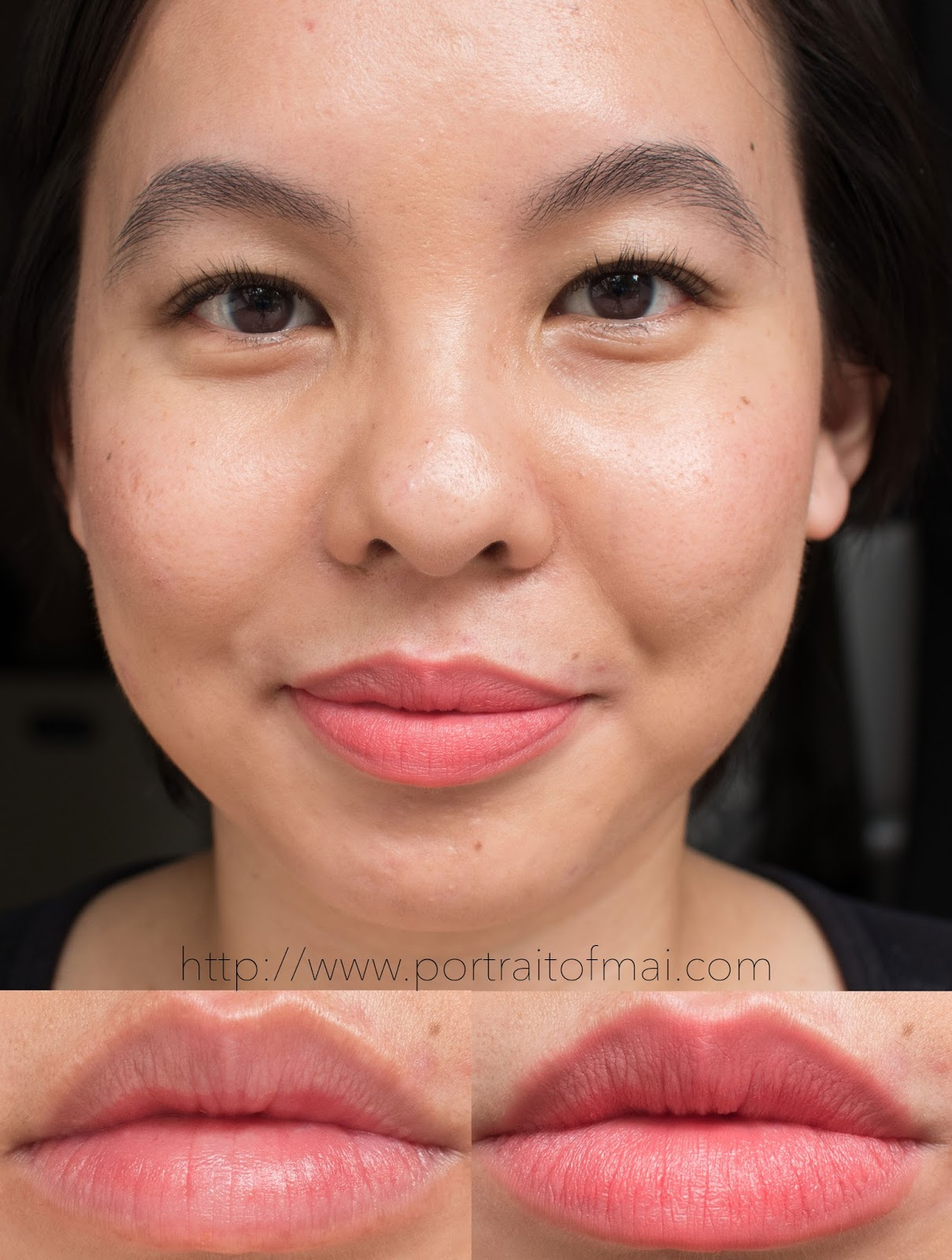Colourpop Blotted Lip Vs Glossier Generation G Lipstick