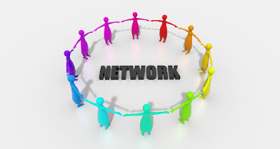 aktif berkomunitas akan membuat jaringan pergaulan makin luas