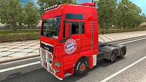 FC Bayern München MAN skin
