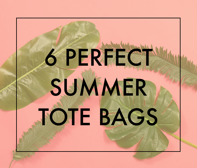 essential totes for the summer
