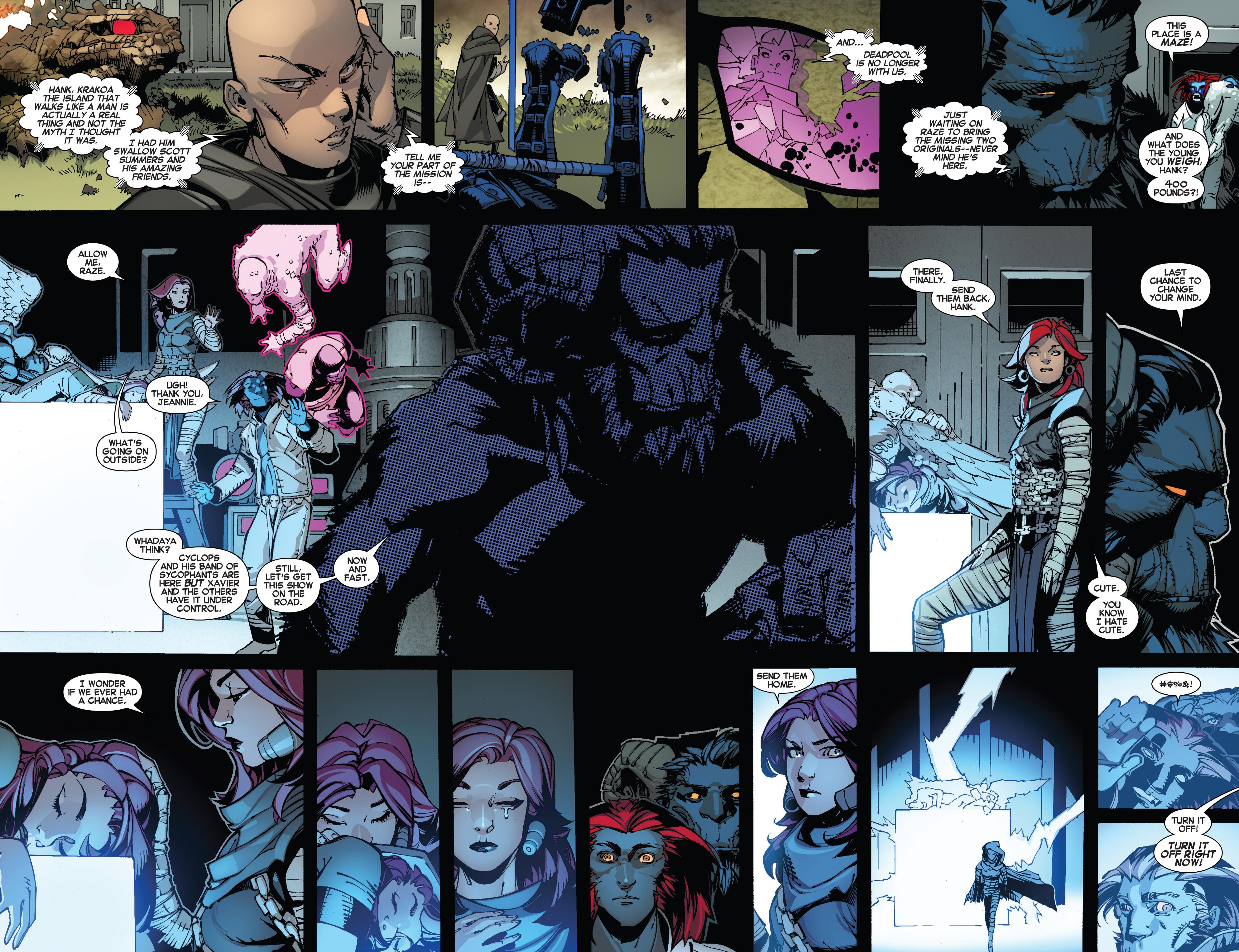 Read online Uncanny X-Men (2013) comic -  Issue #13 - 12