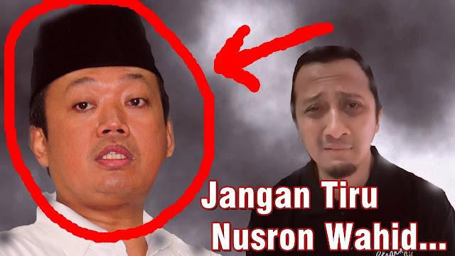 Nusron Wahid tanggapi Yusuf Mansur