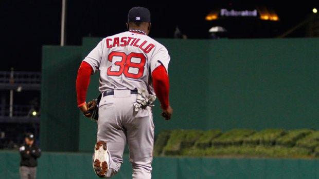 Castillo no piensa ahora mismo donde comenzará la temporada, pero todo apunta a que será en el equipo Pawtucket de Triple-A