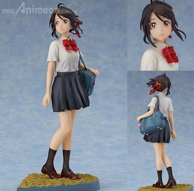 """Figura Mitsuha Miyamizu """"Your Name."""" (Kimi no Na wa.) view"""
