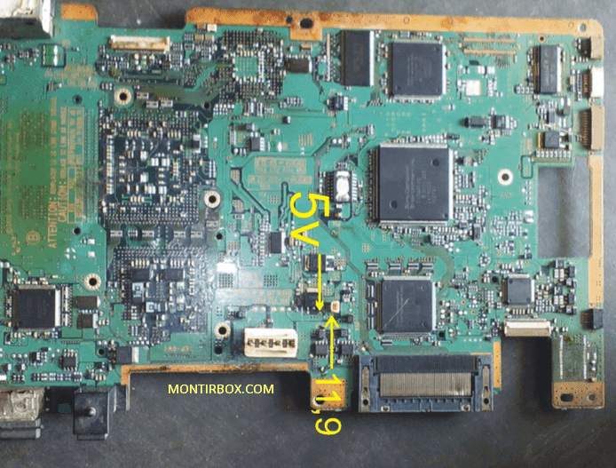 Test Point Kipas PS2 Mati Seri 39XXX
