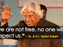 5 Motivational Quotes by Dr. A.P.J Abdul Kalam